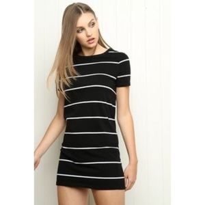 Brandy Melville Luana Striped Dress